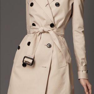Jackets & Blazers - Trench coat/ jacket